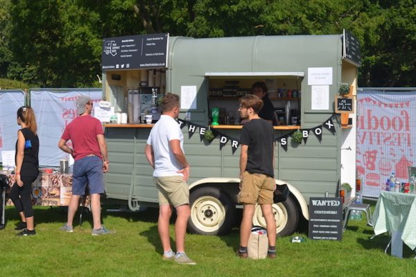 The Drinks Box - Foodies Festival Cropped