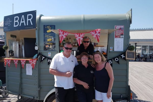 The Drinks Box - Hastings Pier