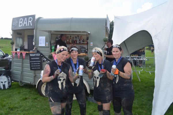 Mobile Horse Bar - Spartan Race - Marston Lodge 2