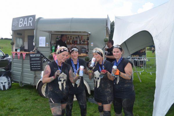 Mobile Horse Bar - Spartan Race - Marston Lodge 2