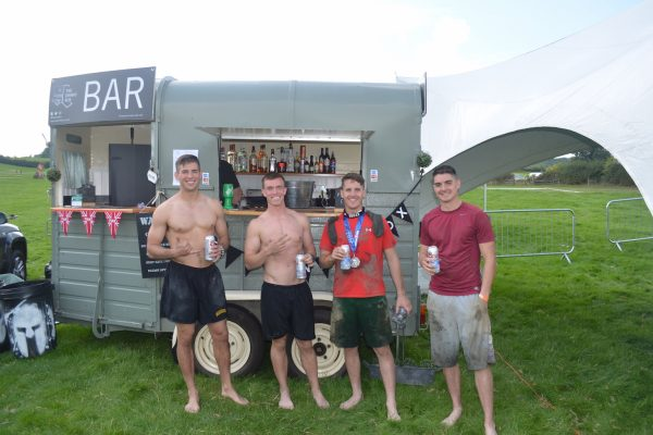 Mobile Horse Bar - Spartan Race - Marston Lodge 3
