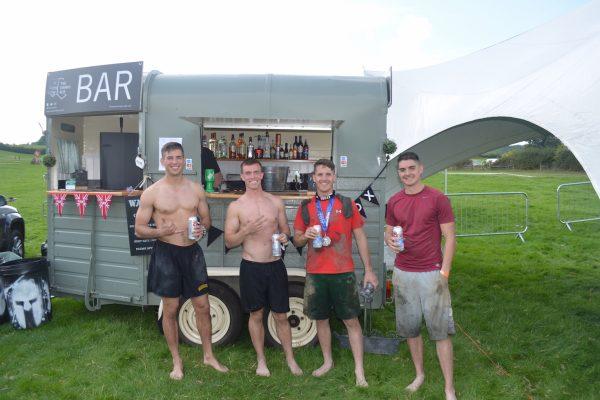 Mobile Horse Bar - Spartan Race - Marston Lodge 3