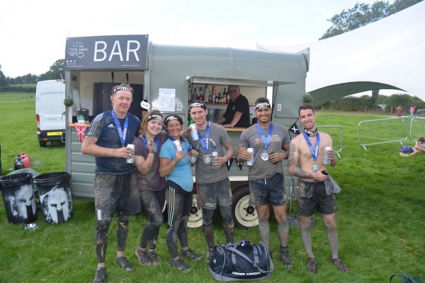 Mobile Horse Bar - Spartan Race - Marston Lodge 4