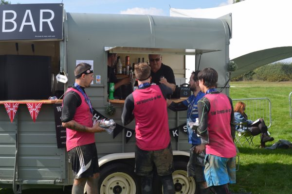 Mobile Horse Bar - Spartan Race - Marston Lodge 5