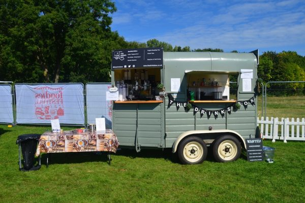 The Drinks Box - Foodies Festival 2