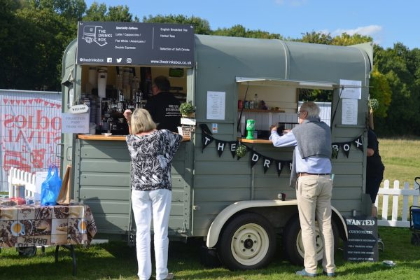 The Drinks Box - Foodies Festival 4