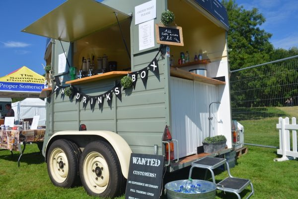 The Drinks Box - Foodies Festival 5
