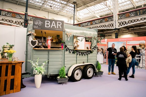 The Drinks Box - Converted Horse Trailer Mobile Bar Hire 14