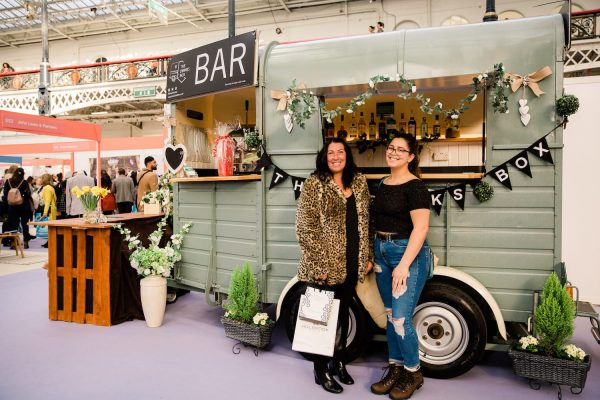 The Drinks Box - Converted Horse Trailer Mobile Bar Hire 17