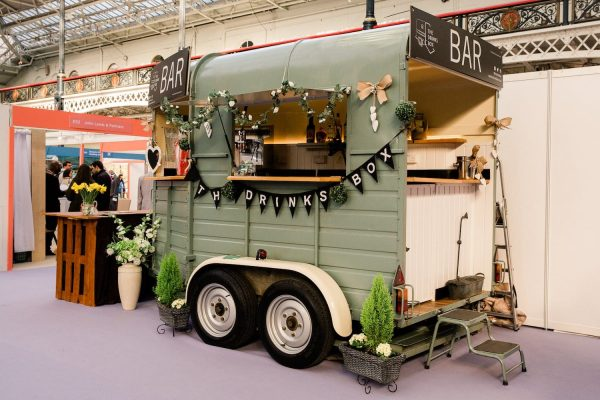 The Drinks Box - Converted Horse Trailer Mobile Bar Hire 26
