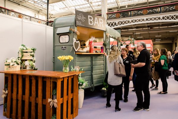 The Drinks Box - Converted Horse Trailer Mobile Bar Hire 6