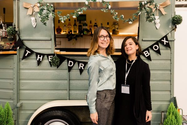 The Drinks Box - Converted Horse Trailer Mobile Bar Hire 9